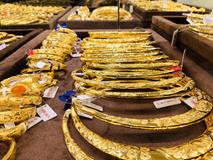 Giá vàng hôm nay 27/6, trên đà tăng giá chiếm lại mốc 40 triệu