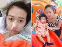 Gặp lại người mẹ trẻ ốm trơ xương, vừa đẻ đã phải xa con: Em ngừng thở rồi nhưng tiếng gọi
