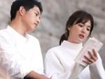 Song Hye Kyo và Song Joong Ki ngọt ngào trên màn ảnh trước ly hôn-1
