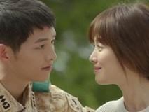 Song Hye Kyo và Song Joong Ki ngọt ngào trên màn ảnh trước ly hôn