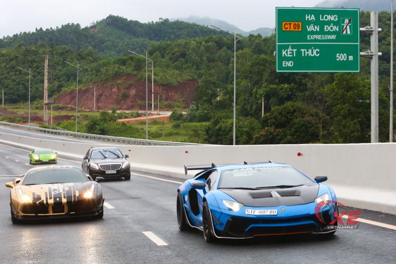 Doanh nhân Vũng Tàu nâng niu siêu bò Lamborghini Aventador hết mực-8