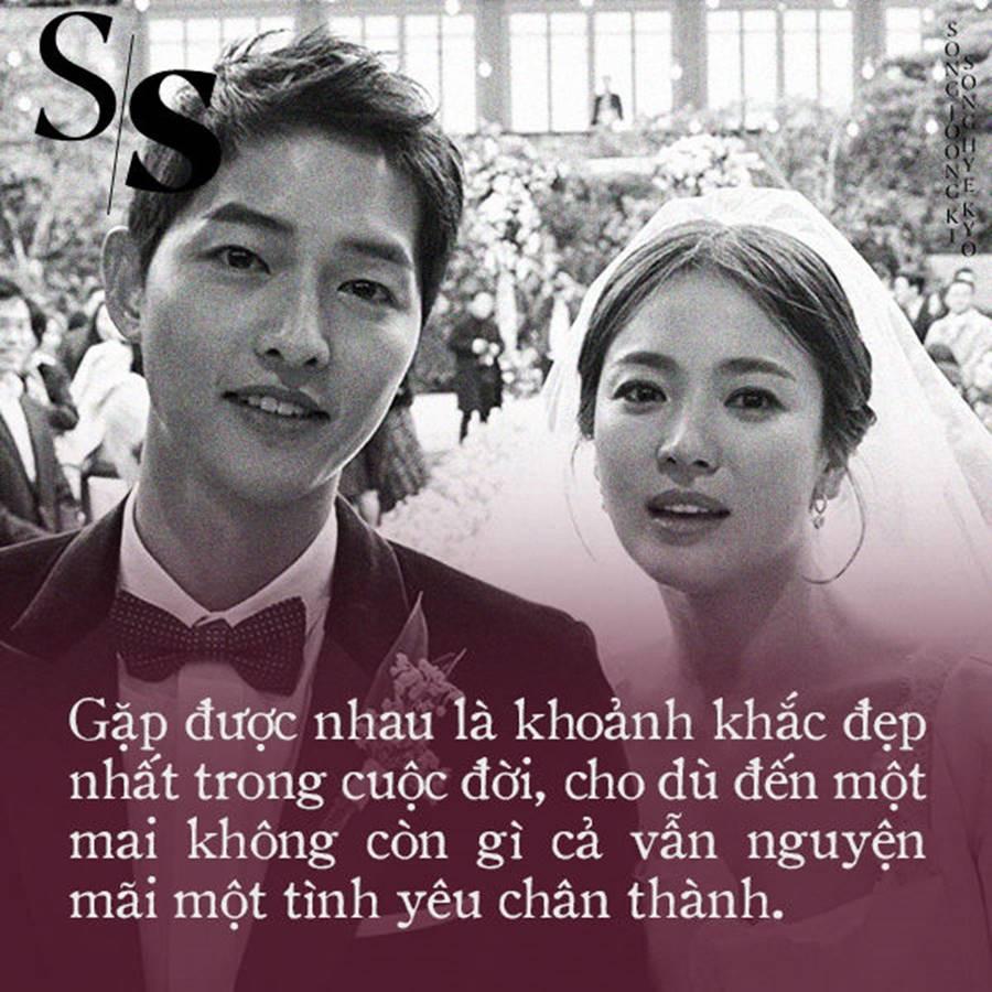 Nhìn lại những câu nói ngọt ngào mà cặp đôi Song Song trao nhau mới thấy: Càng ngôn tình, càng dễ vỡ-2