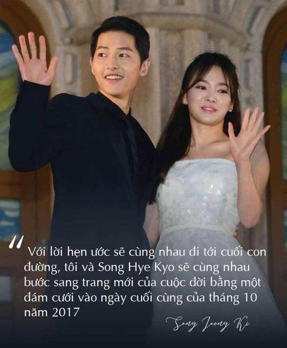 Nhìn lại những câu nói ngọt ngào mà cặp đôi Song Song trao nhau mới thấy: Càng ngôn tình, càng dễ vỡ-4