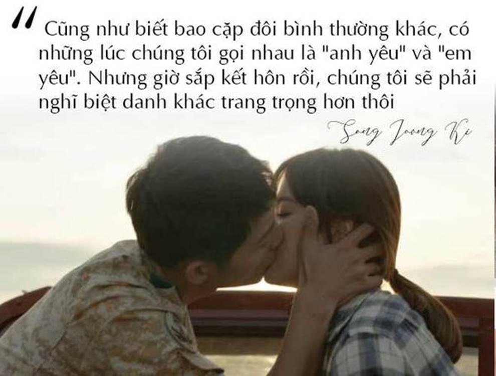 Nhìn lại những câu nói ngọt ngào mà cặp đôi Song Song trao nhau mới thấy: Càng ngôn tình, càng dễ vỡ-5