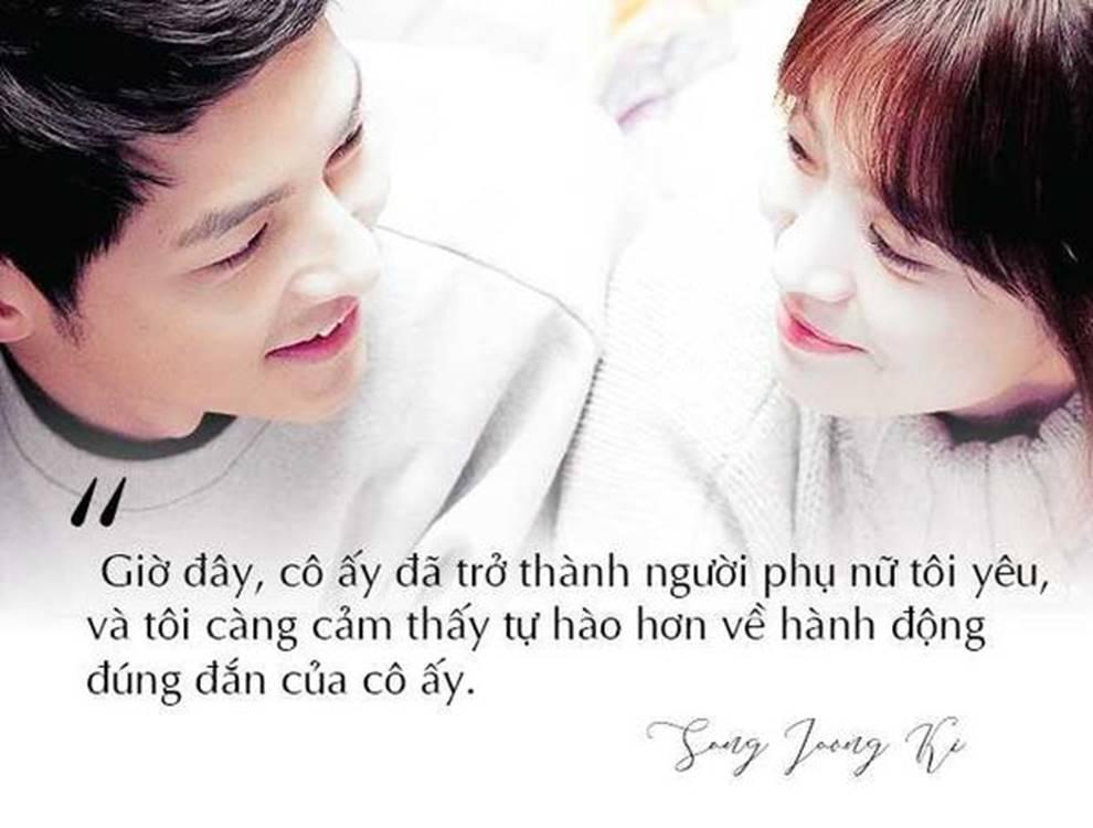 Nhìn lại những câu nói ngọt ngào mà cặp đôi Song Song trao nhau mới thấy: Càng ngôn tình, càng dễ vỡ-6
