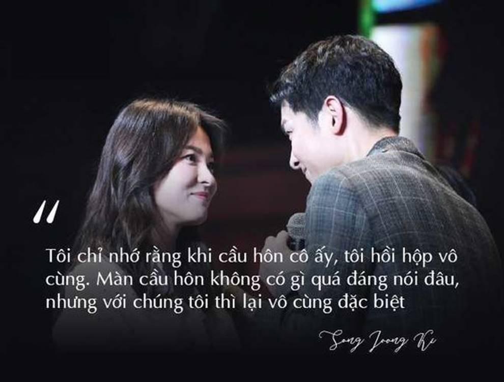 Nhìn lại những câu nói ngọt ngào mà cặp đôi Song Song trao nhau mới thấy: Càng ngôn tình, càng dễ vỡ-16