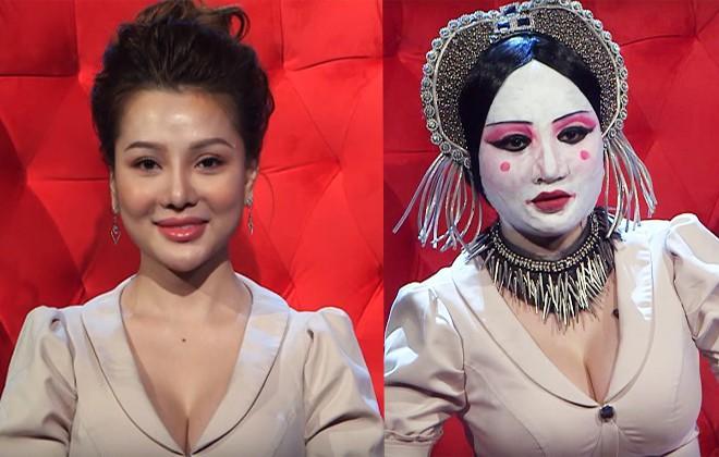 Chiến tích dao kéo và cả rổ thị phi của hot girl ngực khủng Mon 2K hôn ngấu nghiến trai đẹp trên sóng truyền hình-1