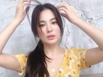 Bạn bè tiết lộ lí do Song Hye Kyo không đeo nhẫn cưới: