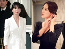 """Ngay sau khi tháo nhẫn cưới: Style của Song Hye Kyo đã tiến bộ vượt bậc, không còn """"nhạt như nước ốc"""" giống trước kia"""