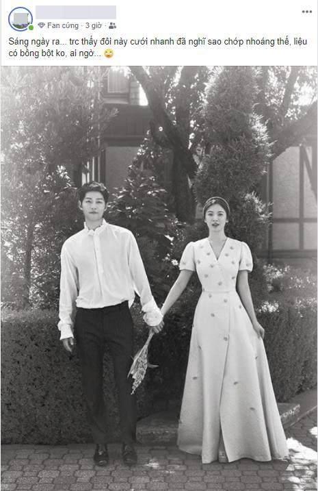 Cặp đôi cổ tích Song Joong Ki - Song Hye Kyo ly hôn, team bỉm sữa đau lòng, mẹ 4 con Hằng Túi cũng tiếc vật vã-8