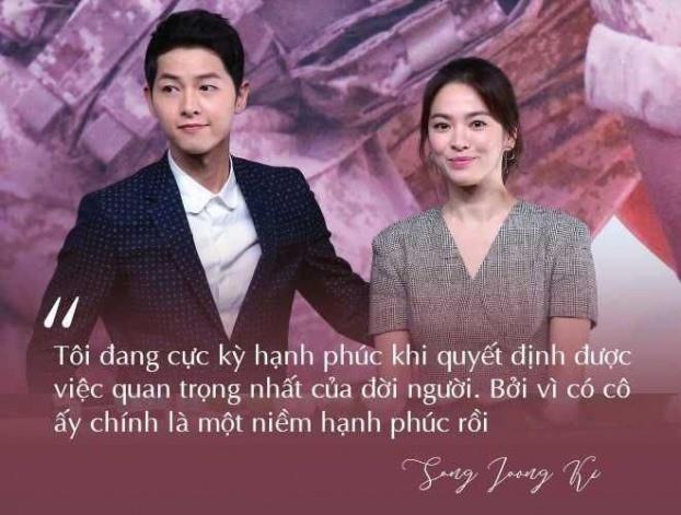 Song Hye Kyo ly hôn Song Joong Ki: Thôi đừng nói ngôn tình với trăm năm...-1