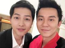 Bức ảnh hot nhất Weibo hôm nay: Song Joong Ki - Lý Thần khoác vai nhau tình cảm, hóa ra đây chính là chân ái