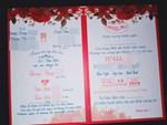 Sự thật tấm thiệp mời ghi tên chú rể và 2 cô dâu là chị em ruột ở Bình Định khiến nhiều người bức xúc-2