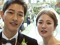 Song Joong Ki và Song Hye Kyo: Vì yêu mà cưới, vì sao chia tay?