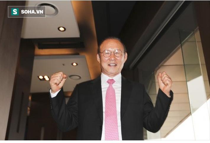 Trả lời báo Hàn, HLV Park Hang Seo đáp trả tin đồn bí mật đàm phán với LĐBĐ Thái Lan-2