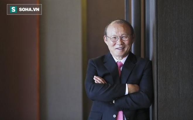 Trả lời báo Hàn, HLV Park Hang Seo đáp trả tin đồn bí mật đàm phán với LĐBĐ Thái Lan-1