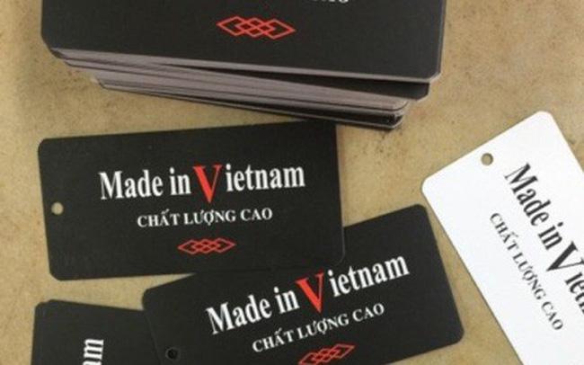 Thế nào là sản phẩm Made in Vietnam?-1
