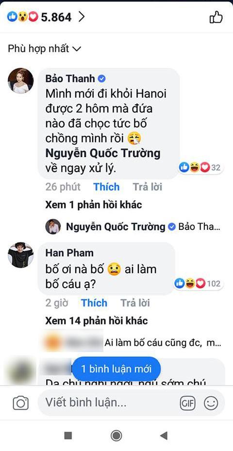 Bảo Thanh, Bảo Hân bất ngờ làm điều này giữa nghi vấn Thu Quỳnh bị NSND Hoàng Dũng cảnh cáo vì ăn cháo đá bát-1