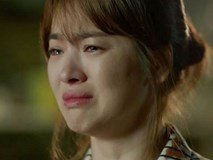 Song Hye Kyo nói trong nước mắt: