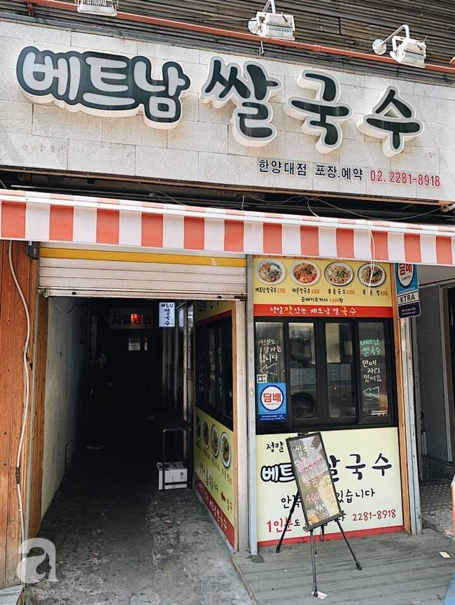 Siêu bất ngờ: Ẩm thực Việt Nam là món ăn ngoại quốc đang được săn lùng nhiều nhất tại Hàn Quốc-3