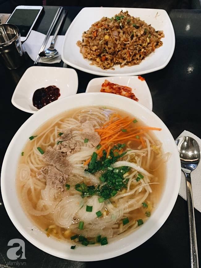 Siêu bất ngờ: Ẩm thực Việt Nam là món ăn ngoại quốc đang được săn lùng nhiều nhất tại Hàn Quốc-6
