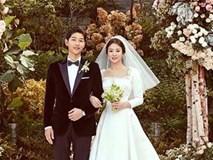 Đau lòng nhất hôm nay: 2 ngày sau khi đệ đơn ly hôn, Song Hye Kyo vẫn giữ bức ảnh cưới 4 triệu like từ 2 năm trước