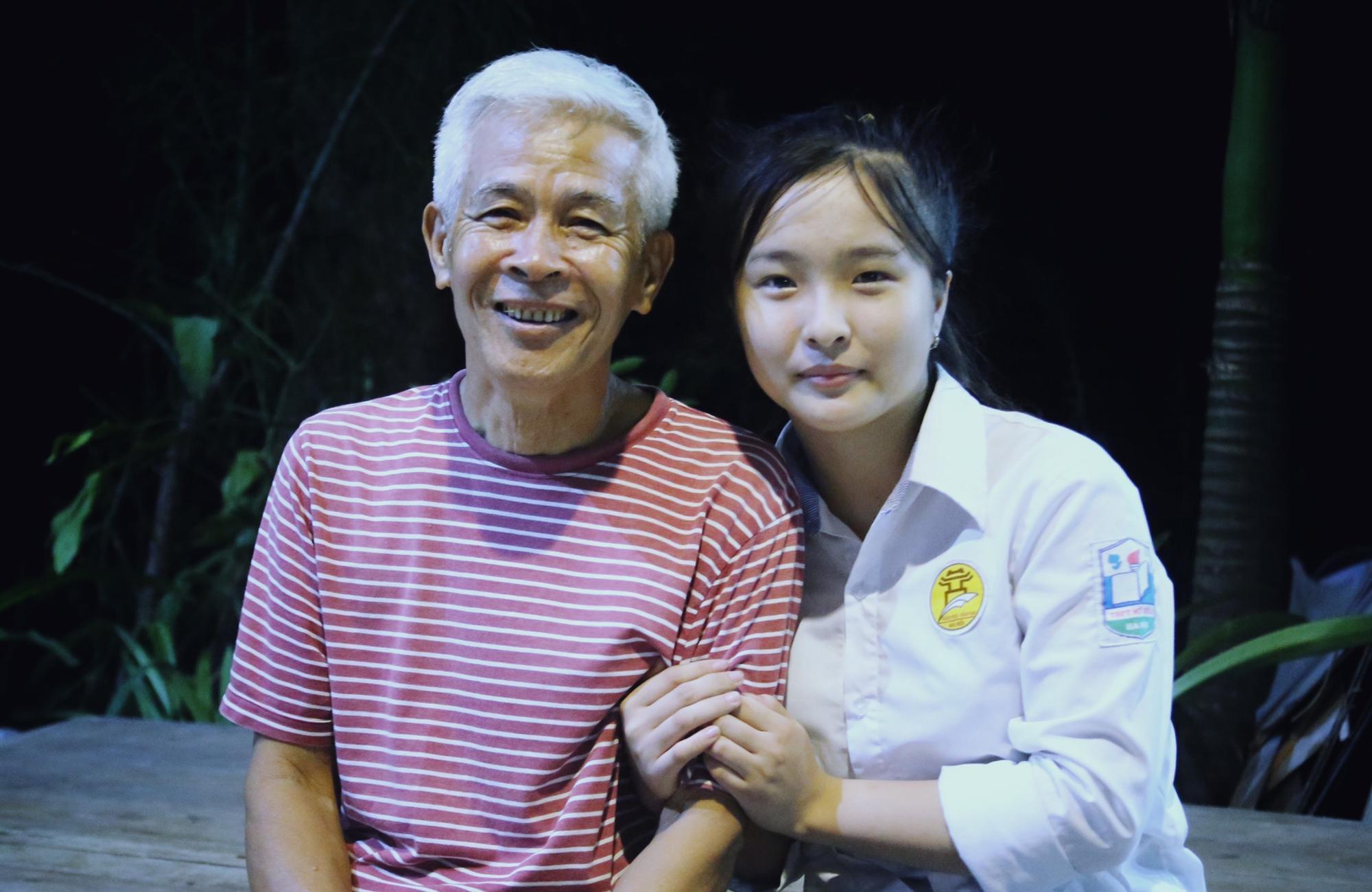 Nữ sinh mong đỗ ĐH để tổ chức đám cưới cho ông bà ngoại-6