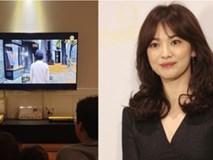 Cả gia đình Song Joong Ki