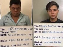 Băng nhóm gây khoảng 30% vụ cướp ở trung tâm Sài Gòn sa lưới