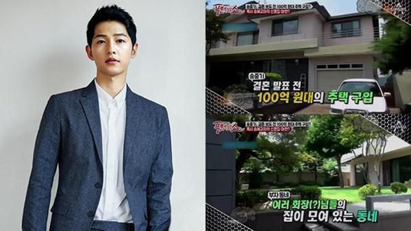 Tòa sắp phân chia khối tài sản của Song Hye Kyo và Song Joong Ki-1