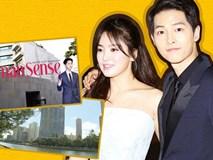 Tòa sắp phân chia khối tài sản của Song Hye Kyo và Song Joong Ki