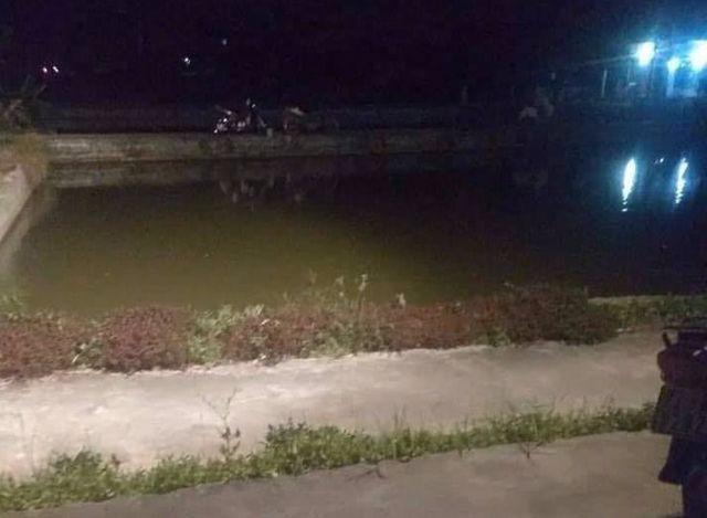 Nam Định: Về quê nội nghỉ hè, 3 em nhỏ chết đuối thương tâm ngay dưới ao-1