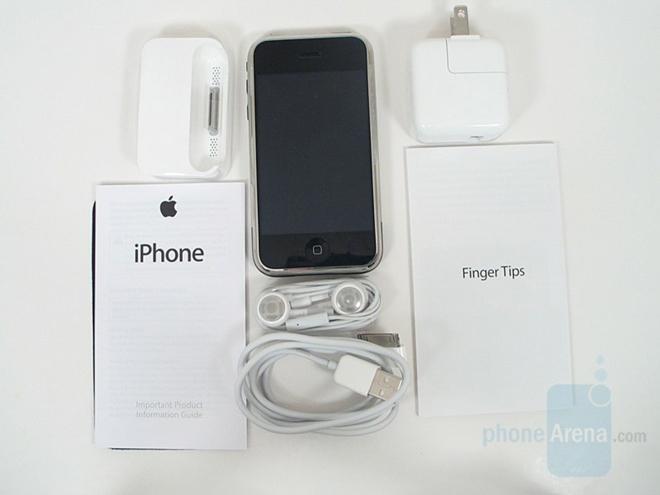 Ngày này cách đây 12 năm, chiếc iPhone đầu tiên đã ra mắt-3