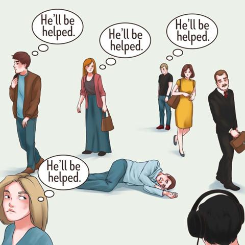 Thà bị nói vô cảm còn hơn giúp người mà mang họa vào thân?-2