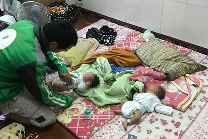 Hành trình giải cứu những em bé sơ sinh khỏi bàn tay nhóm tội phạm buôn người-1