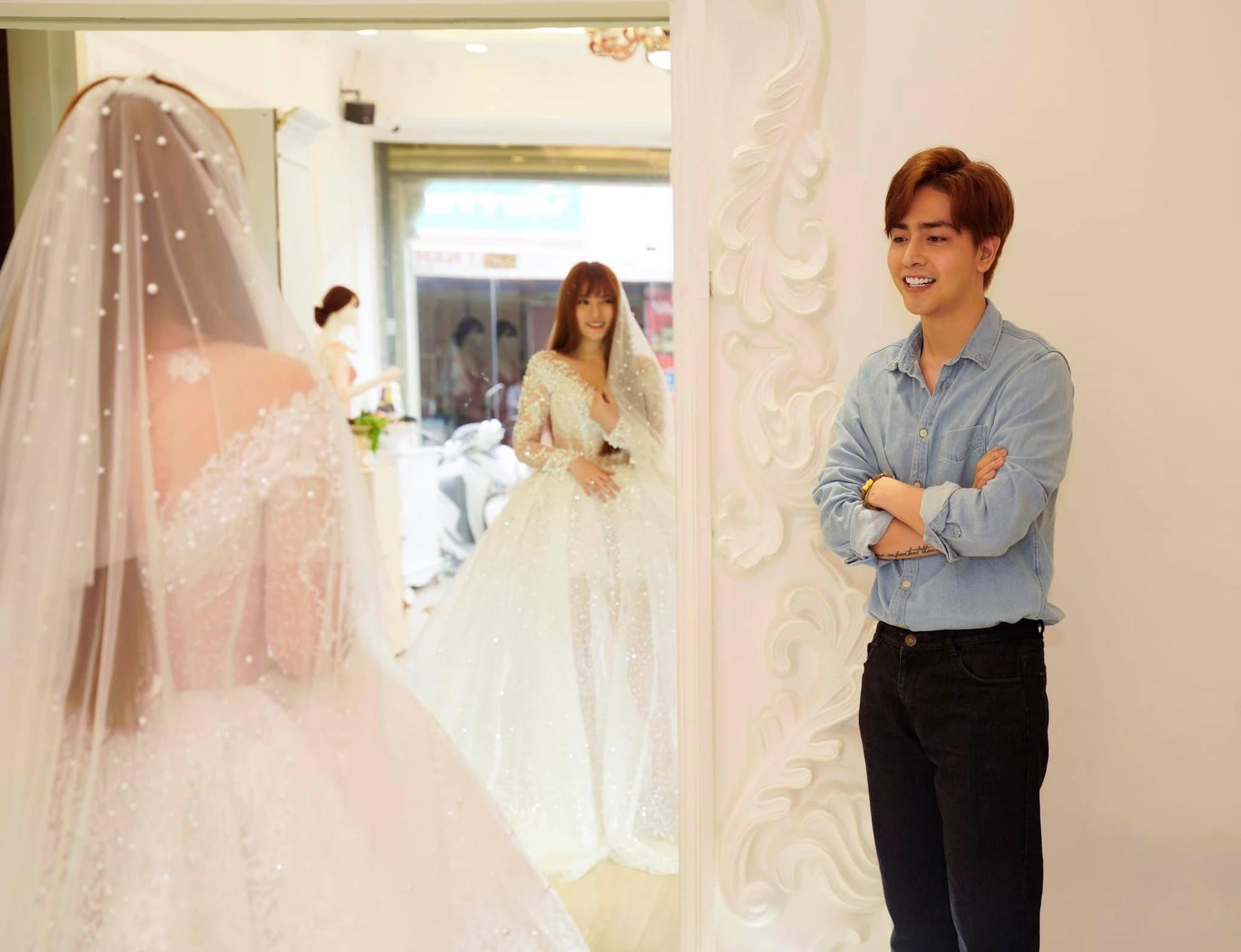 Thu Thủy cùng tình trẻ đi thử đồ cưới, đưa ra câu trả lời rõ ràng về thông tin cưới chạy bầu-6