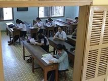 Sốc với lí do trường THPT lấy đầu vào học sinh chưa tới 1 điểm mỗi môn