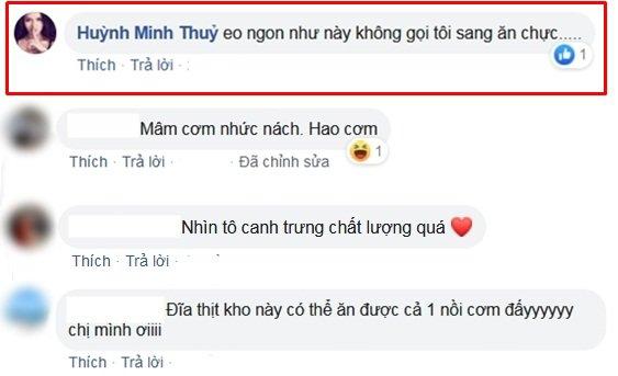 Ca sĩ Bích Phương gọi chồng về ăn cơm, hàng nghìn thanh niên đổ xô vào nhận vơ!-5