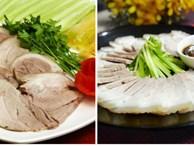 Luộc thịt lợn cho thêm thứ này: Thịt chín đều đậm đà, cả nhà tấm tắc khen ngon gắp lia lịa, cả nhà tấm tắc khen ngon gắp lia lịa