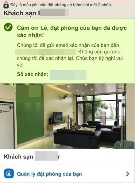 """Nữ du khách Hà Nội bị lừa mất tiền vì đặt phải khách sạn ma"""" khi đi du lịch Hạ Long-2"""