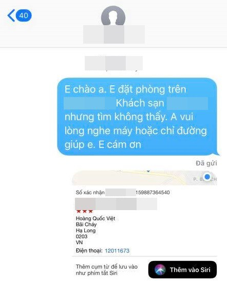 """Nữ du khách Hà Nội bị lừa mất tiền vì đặt phải khách sạn ma"""" khi đi du lịch Hạ Long-4"""