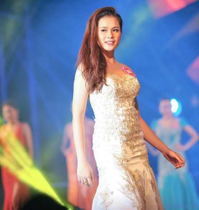 Nhan sắc bạn gái Trọng Đại qua 6 cuộc thi hoa hậu-2