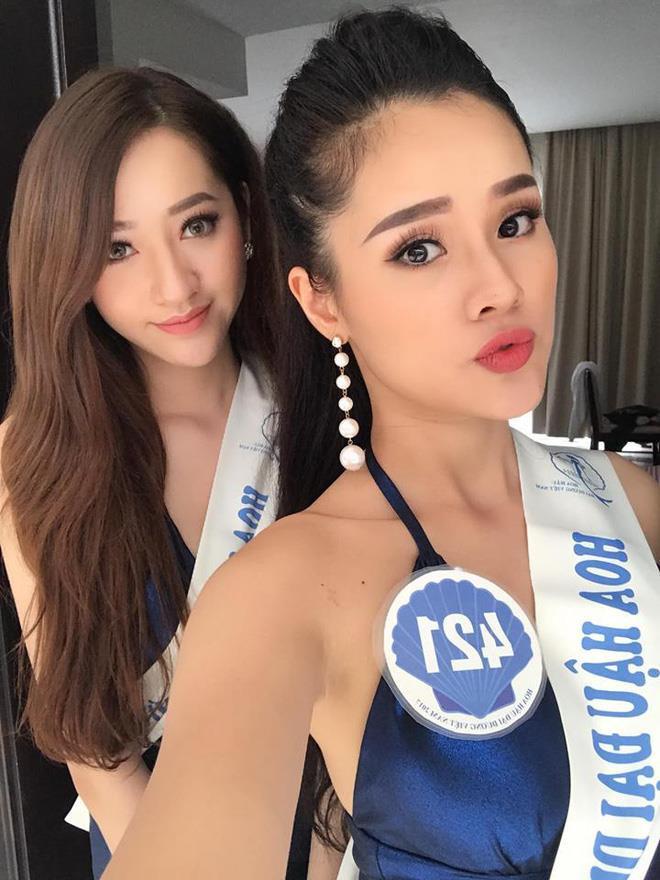Nhan sắc bạn gái Trọng Đại qua 6 cuộc thi hoa hậu-7