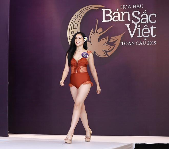 Nhan sắc bạn gái Trọng Đại qua 6 cuộc thi hoa hậu-9