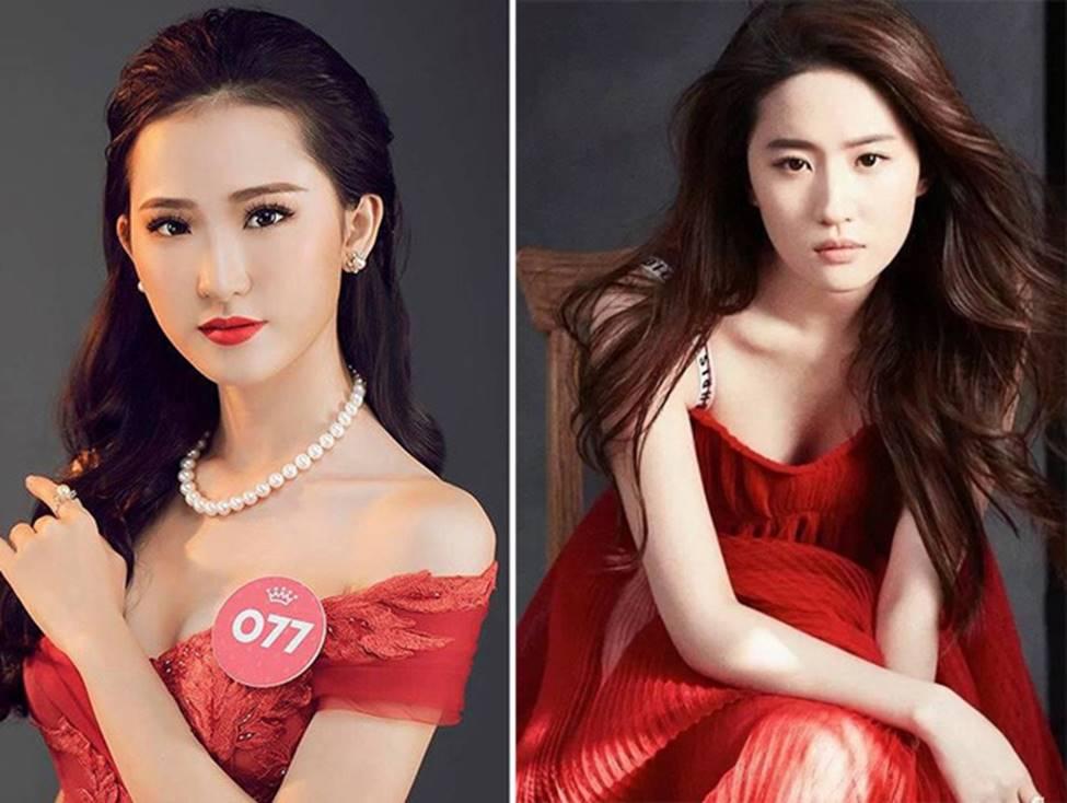 Nữ sinh 2000 đổ xô thi hoa hậu: Người đẹp Đà Nẵng giống Lưu Diệc Phi gây chú ý-4