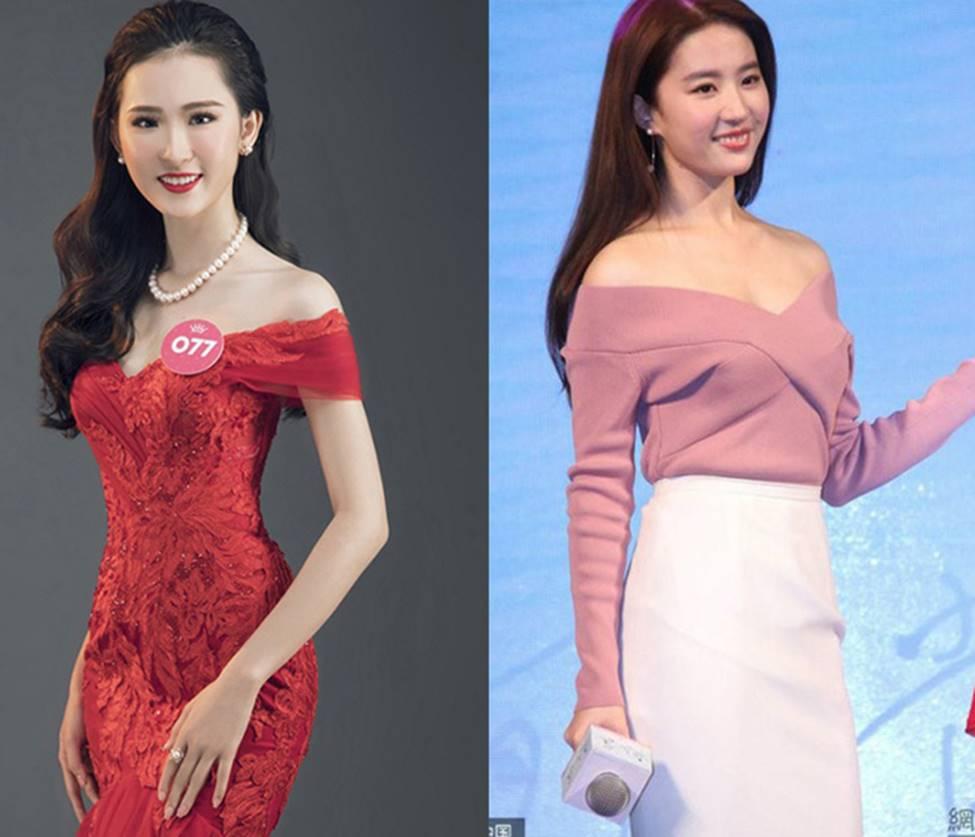 Nữ sinh 2000 đổ xô thi hoa hậu: Người đẹp Đà Nẵng giống Lưu Diệc Phi gây chú ý-6