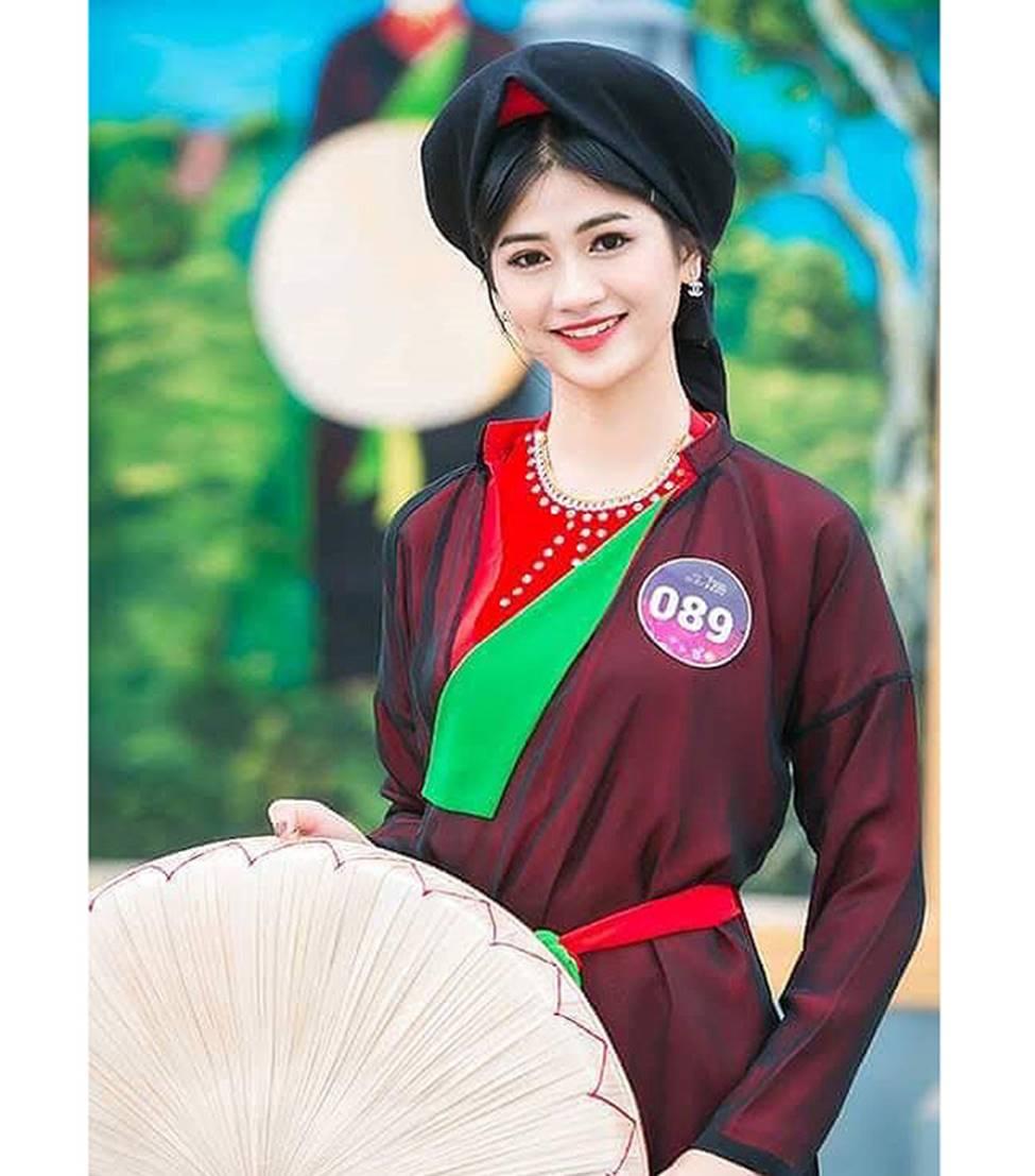 Nữ sinh 2000 đổ xô thi hoa hậu: Người đẹp Đà Nẵng giống Lưu Diệc Phi gây chú ý-12
