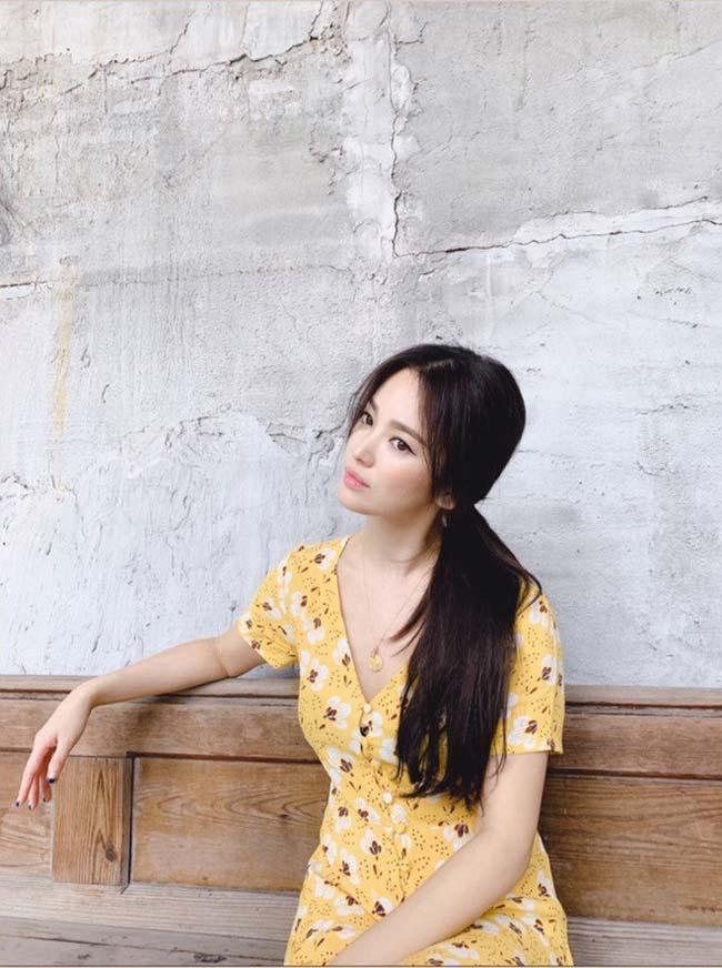 Song Hye Kyo, Phạm Băng Băng, Irina Shayk: Tuyệt đẹp mà vẫn đen tình-11