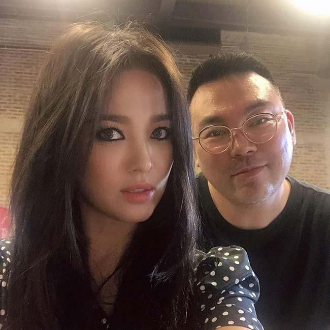 Song Hye Kyo, Phạm Băng Băng, Irina Shayk: Tuyệt đẹp mà vẫn đen tình-13