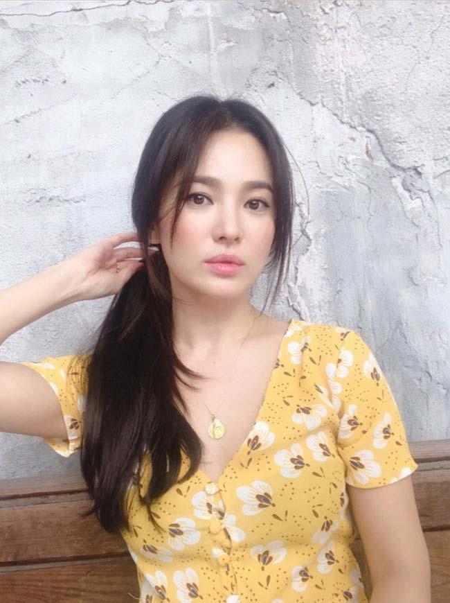 Song Hye Kyo, Phạm Băng Băng, Irina Shayk: Tuyệt đẹp mà vẫn đen tình-9